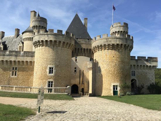 Les Salons du Lys: chateau de chabenet