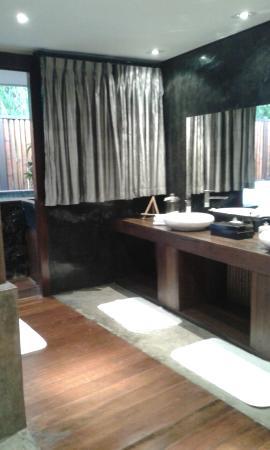 Villa Samadhi: bagno