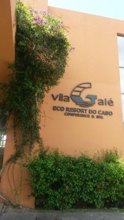 Vila Galé Eco Resort do Cabo: Entrada