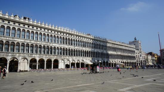 St. Mark's Square: museum