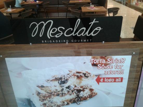 Mesclato Brigadeiro Gourmet: Muito gostoso