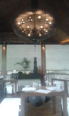 Villa Samadhi: ristorante