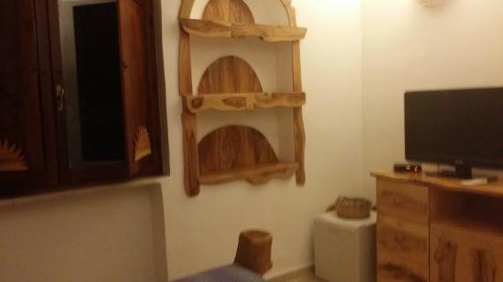 Tenute Al Bano: camera da letto