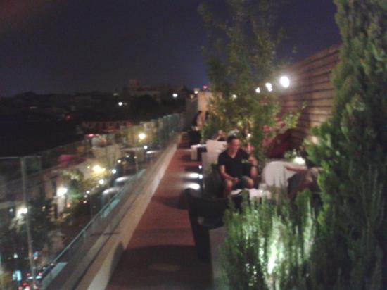Hotel Paseo del Arte: Loft bar