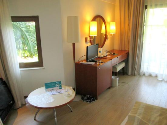 Turquoise Hotel: szoba