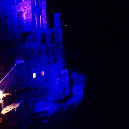 Ristorante Grotta Palazzese: Vista panoramica