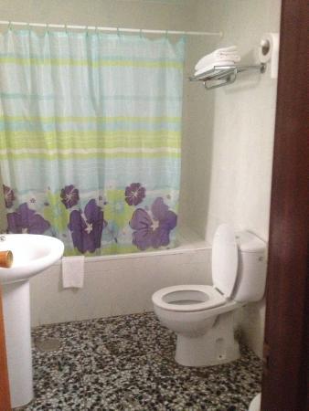 Hotel Sierra Mar: バスルーム