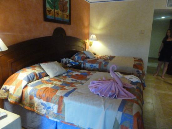 Grand Bahia Principe Coba: comfy beds