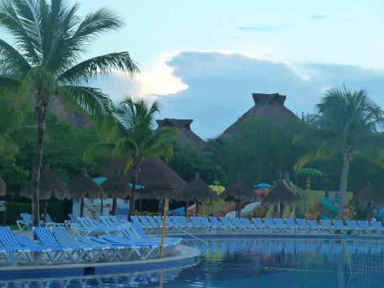 Grand Bahia Principe Coba: one of the many pools