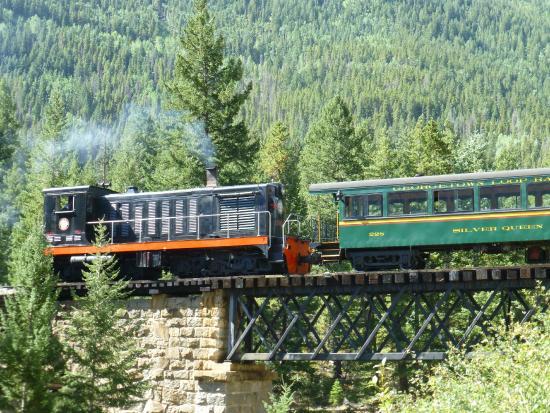 Georgetown Loop Historic Railroad: Train