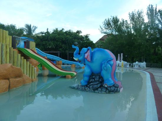 Grand Bahia Principe Coba: coba kids pool