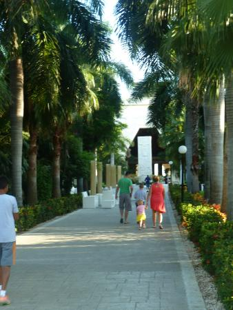 Grand Bahia Principe Coba: love that sight