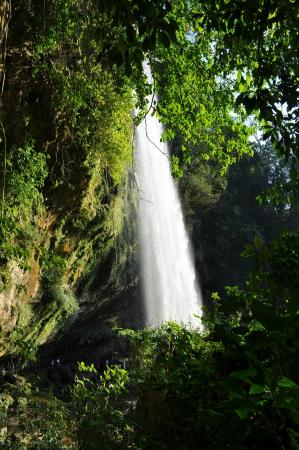 Cascadas de Misol-Ha: Водопад Мисоль-Ха
