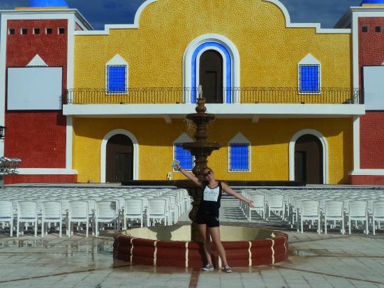 Grand Bahia Principe Coba: hacienda