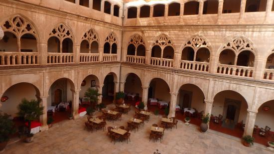Hospederia Real Monasterio: Restaurant/Bar de l'hotel