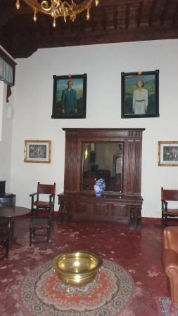 Hospederia Real Monasterio: Un des salons