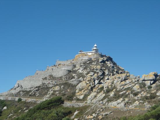 Islas Cies: Faro