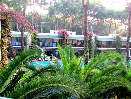 Turquoise Resort Hotel & Spa: privát apartman