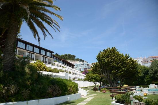 Hotel do Mar: Hotel, quartos e restaurante