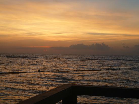 Grand Bahia Principe Coba: sunset