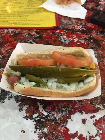 Mike's Chicago Dog (and more!): Mike's Chicago Dog and More
