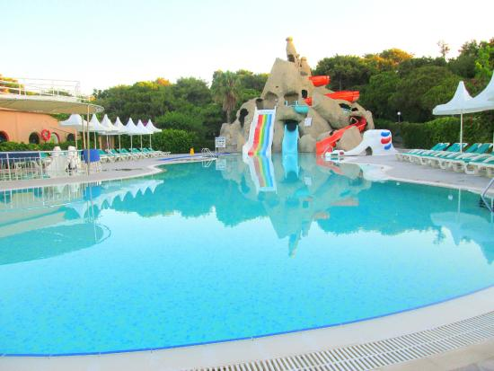 Turquoise Resort Hotel & Spa: csúszda