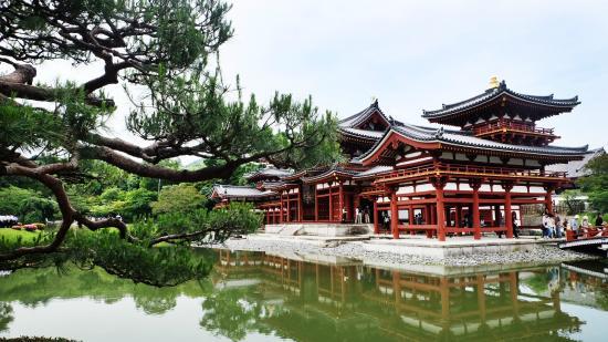 Byodoin Temple: วัดByodoin