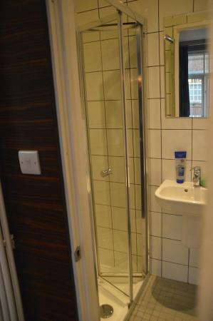 Crestfield Hotel: Cuarto de baño
