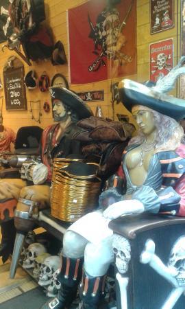 Les Remparts de Saint-Malo: pirati