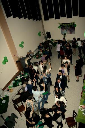 Agriturismo Argaland Parma: Sala feste