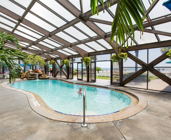 sun viking lodge daytona beach shores floride voir