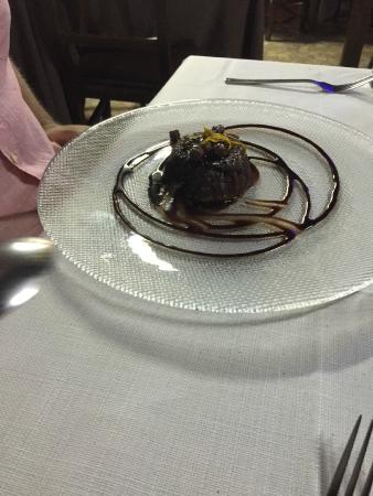 Osteria VinCanto: Cuore di cioccolata