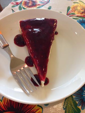 La Tienda: チーズケーキ