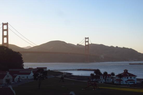 Golden Gate: Almost there