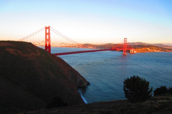 Golden Gate: Nice view!