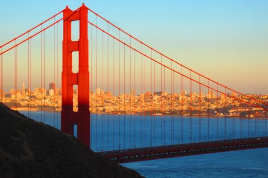 Golden Gate: Golden!