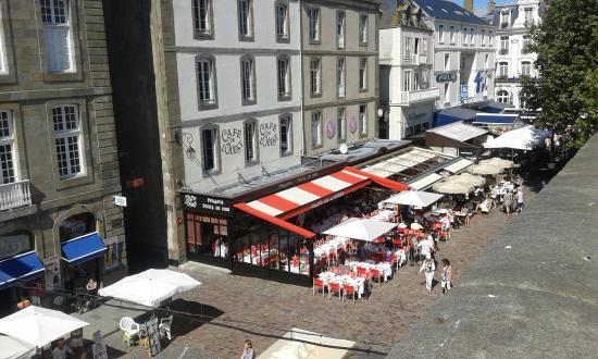 Les Remparts de Saint-Malo: vista dalle mura