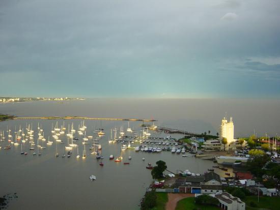 Rambla de Montevideo: Puerto del Buceo (deportivo-yates)