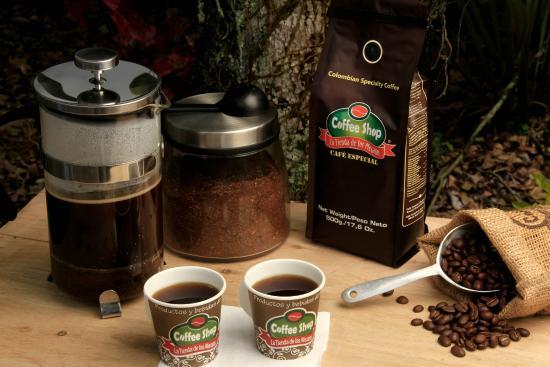 Coffee Shop La Tienda de los Mecatos: café método Filtrado