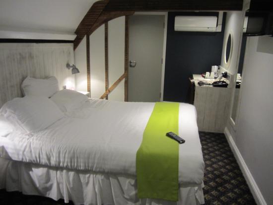 The Kings Head Hotel: Bedroom