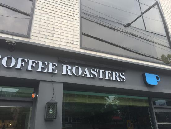 Soma Coffee Roasters: Wonderful new cafe