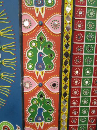 Hiralakshmi Memorial Craft Park: Different stalls