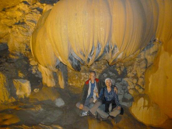 Custom Vietnam Travel Day Tours: one of stalagmite tunnel