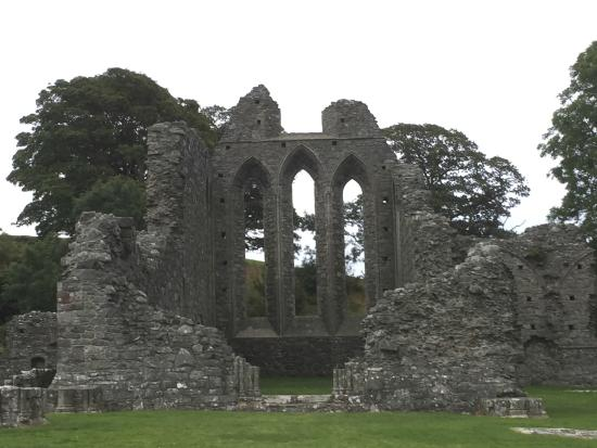Game of Thrones Tours - Winterfell: Abbey Inch
