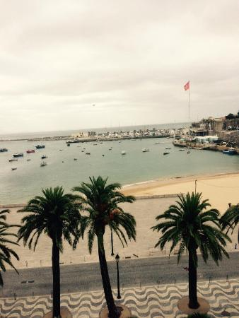 Hotel Baia: View from the room
