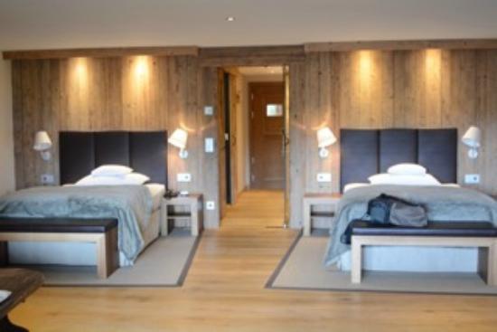 Interalpen-Hotel Tyrol: Habitación Lodge rooms