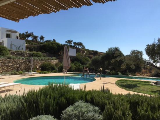 Kamaroti Suites Hotel: piscine
