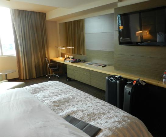 Le Meridien Panama: Our room