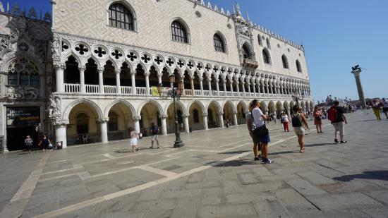 Palazzo Ducale: front view