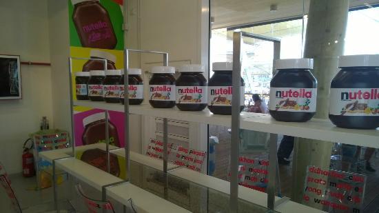 Expo 2015: Nutella